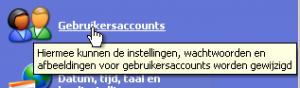 gebruikersaccount