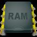 RAM geheugen icon